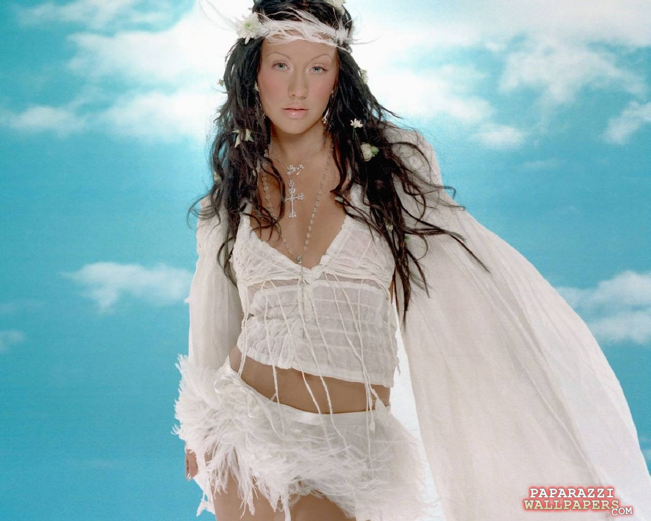 christina aguilera wallpapers 042