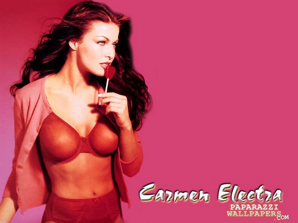 carmen electra wallpapers 010
